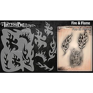 Tatuaje Pro Plantillas Serie 2 - Alas: Amazon.es: Productos para ...