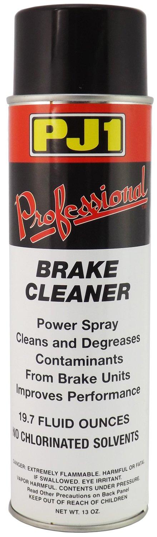 PJ1 40-2-1-4PK Pro Brake Cleaner, 52 oz, 4 Pack (CA Compliant)