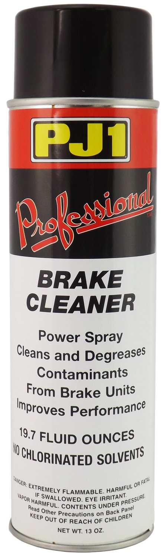 PJ1 40-2-1 Pro Brake Cleaner (Aerosol), 13 oz