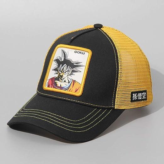 sdssup Explosión Dragon Ball Animal Hat Europa y América Gorra de ...