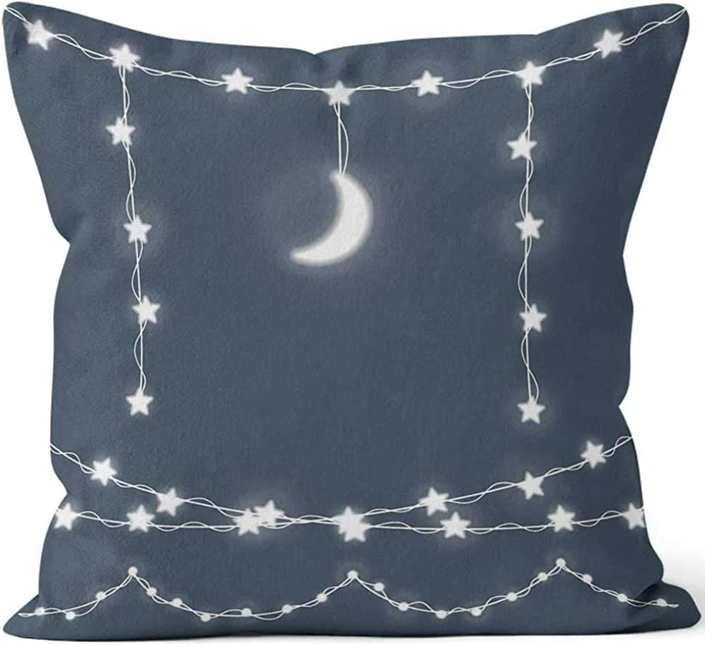 Moon Pillow,HD Printing