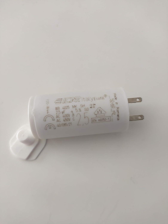 Amazon Fr Condensateur Pour Volet Roulant Somfy 2 5 µf