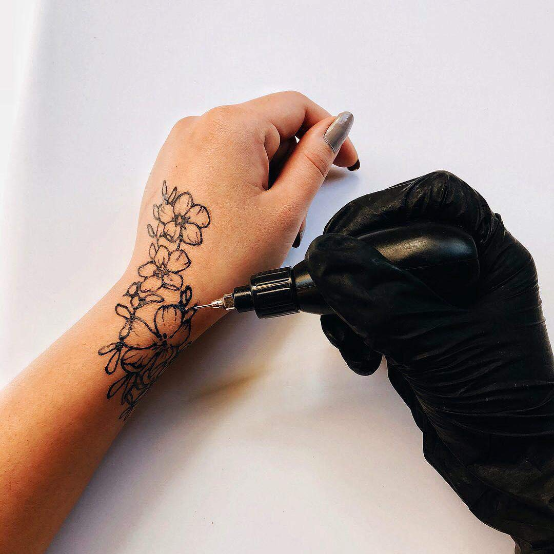 0ae7752ee Amazon.com: Inkbox - Semi-Permanent Tattoos - 1 Ounce Freehand Ink: Beauty