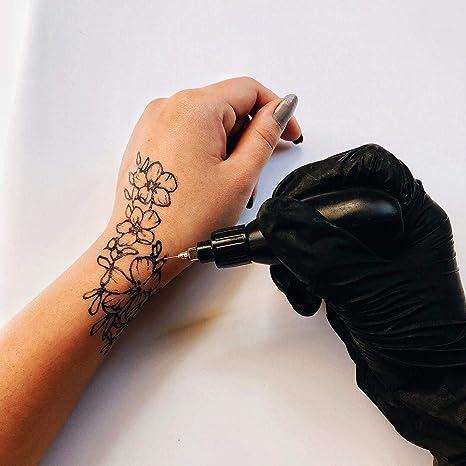 fcdfc1829 Amazon.com: Inkbox - Semi-Permanent Tattoos - 1 Ounce Freehand Ink: Beauty