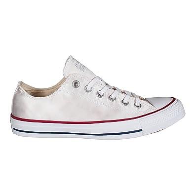 Converse Chuck Taylor Damen Sneaker Sheenwash Ox White ...