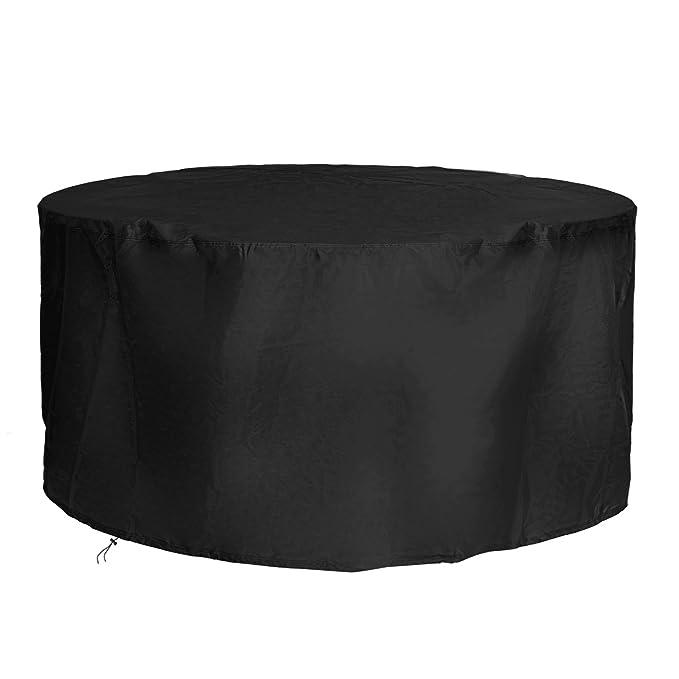 128x71cm Ronde Anti-UV/Anti-Vent/Imperméables Tissu De 420D ...