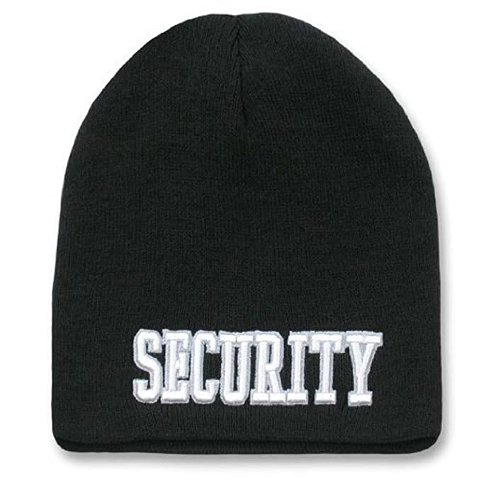 a77bad3af Rapid Dominance New Plain Black Military Security Beanie