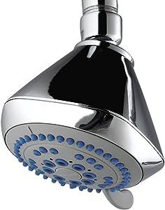 JOMOO 4 Inch High Pressure Shower Head Indoor and Outdoor…