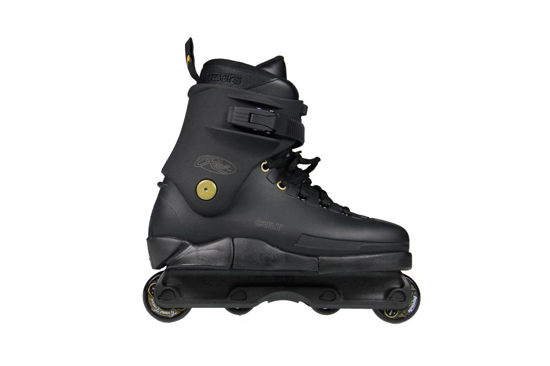 Razors Cult ゴールド Skate Size 10.5 141[並行輸入]