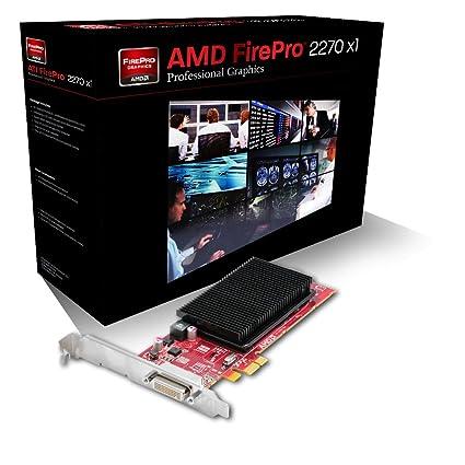 Sapphire 31004-18-40A FirePro 2270 0.5GB GDDR3 - Tarjeta ...