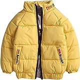チーアンTiann 子ども ダウンジャケット ダウンコート キッズアウター 中綿コート 冬 キッズ 防寒 子供服 アウター 軽量 男の子 ボーイズ 全8色