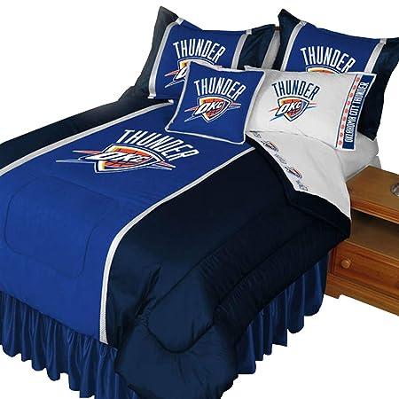 NBA Oklahoma City Thunder Juego de ropa de cama cama de baloncesto ...