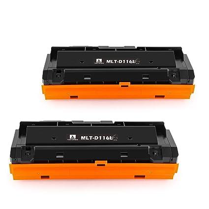 feier - Recambio para tóner Samsung MLT-D116L MLT-D116S, cartuchos ...