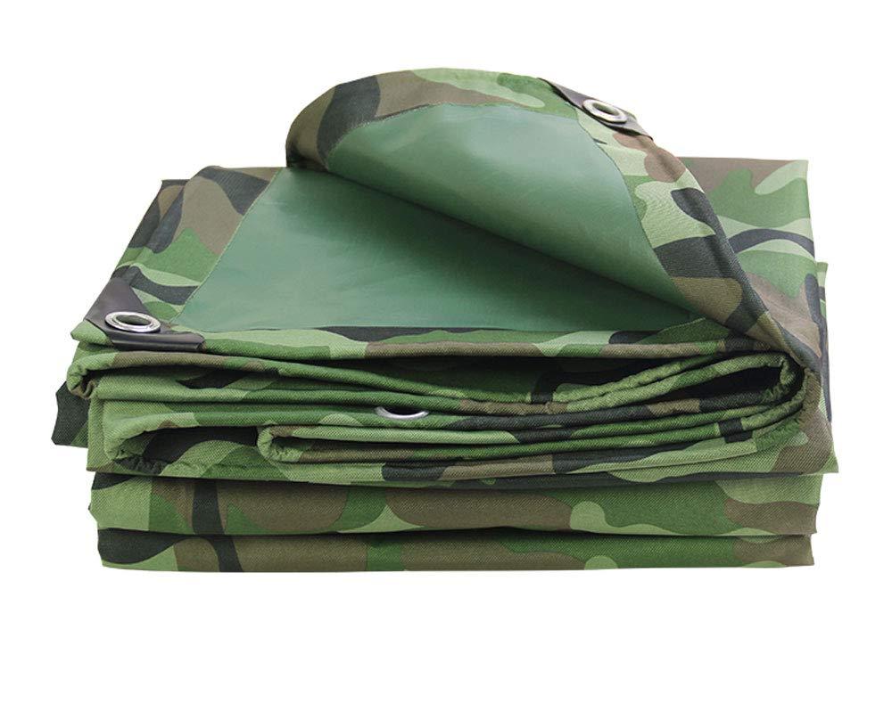 Telone Impermeabile Esterno Telone camouflage, telo resistente all'acqua, adatto per rivestimento camo, decorazione del giardino, campeggio all'aperto, tenda da campo, opzioni multi-Dimensione, colore del t