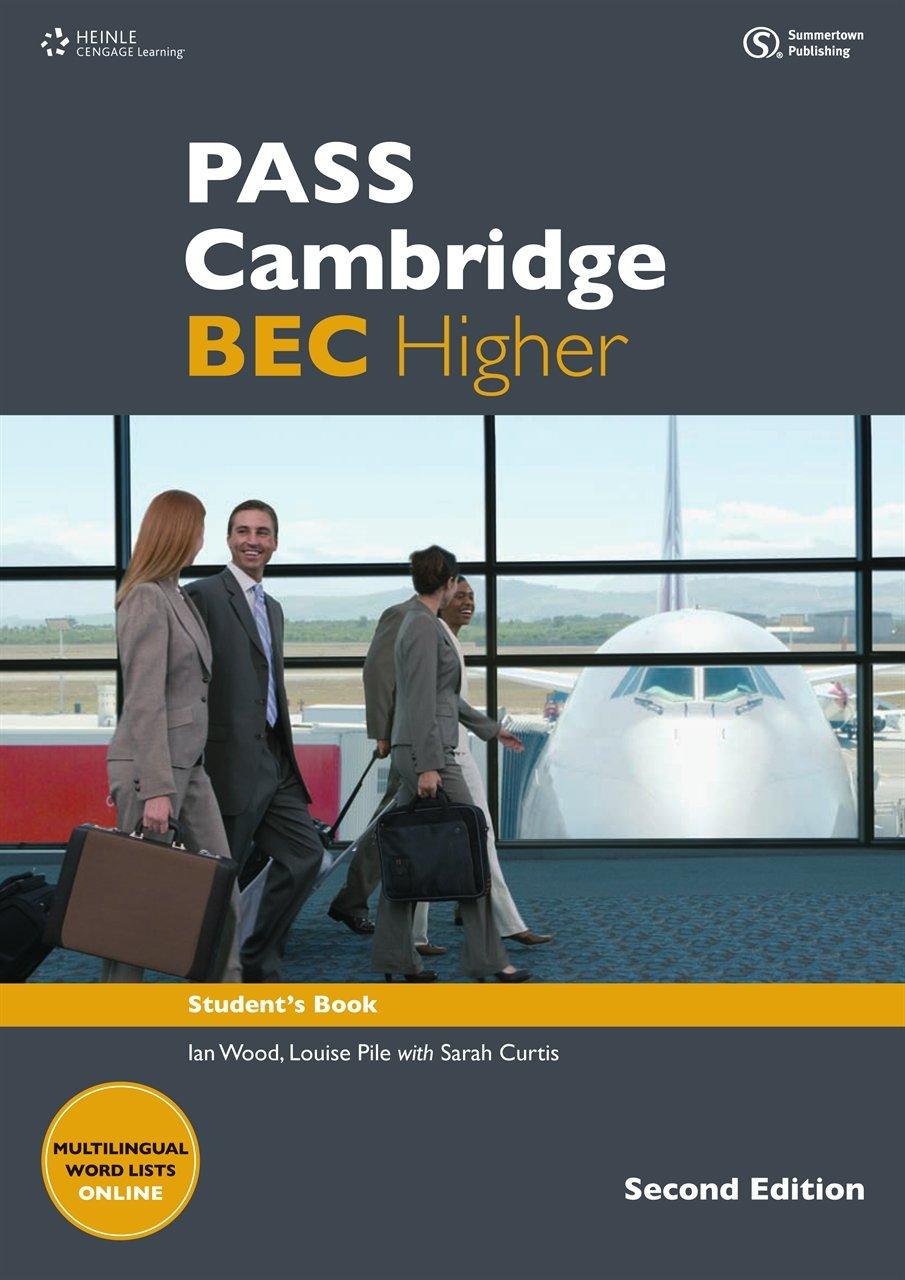 Pass Cambridge BEC Higher - Student's Book mit Class Audio CDs New Edition (Pass Cambridge BEC Series - New Edition)