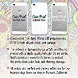 Printed TPU Soft Silicone Case for Apple iPhone