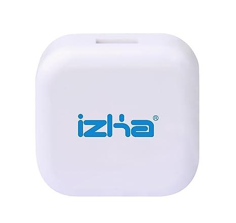 iZKA? - Black Dual USB MAINS 2A / 10w (fast) Heavy Duty ...