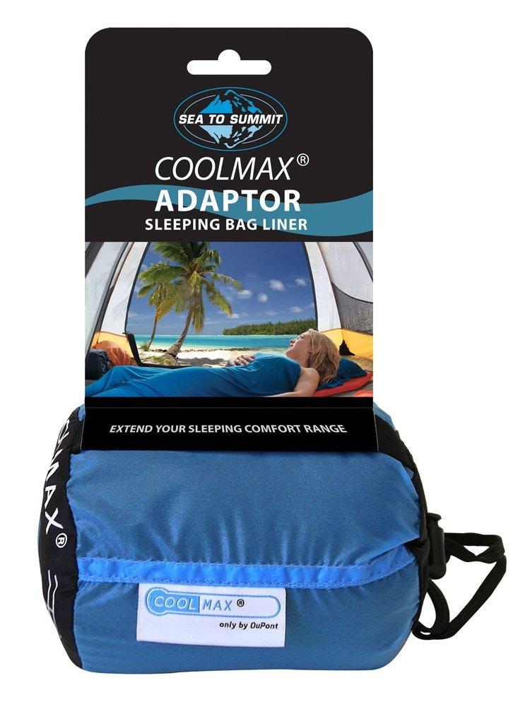 Sea to Summit Coolmax Adaptor - Sacos de dormir - azul 2017: Amazon.es: Deportes y aire libre