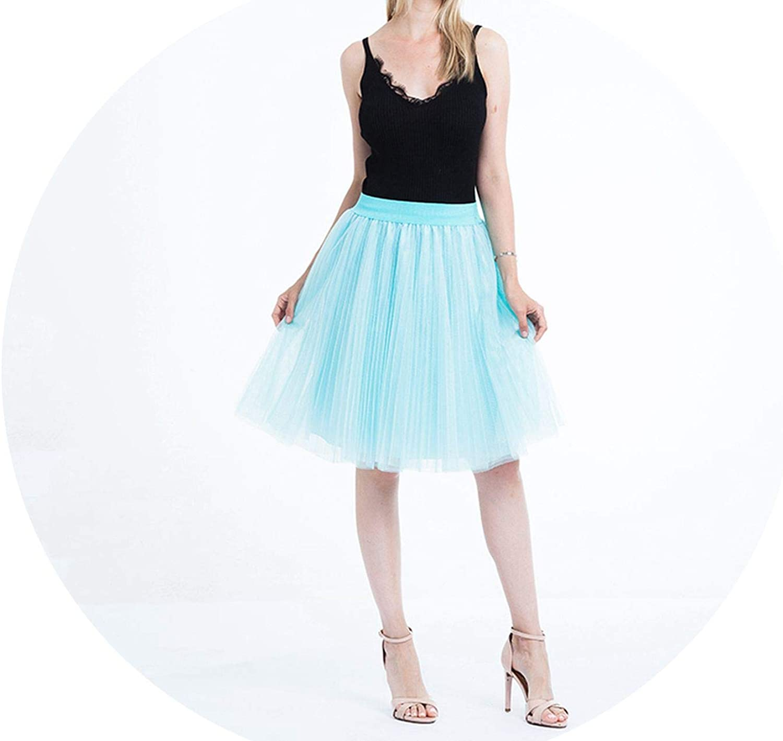 Tulle Skirts Black Gray...