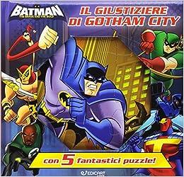Libro di Batman