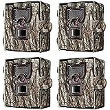 Bushnell Aggressor Wireless Game Steel Camera Case Lock Box, Tree Bark