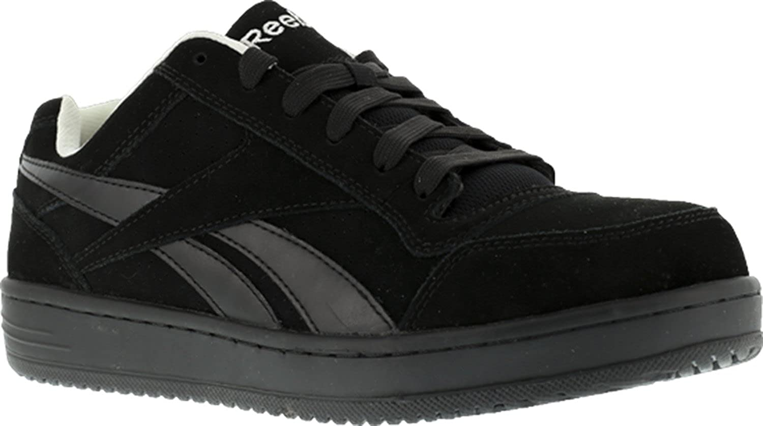 Reebok Work Men s Soyay RB1910 Skate Style EH Safety Shoe 60%OFF ... 4f12a2fb1