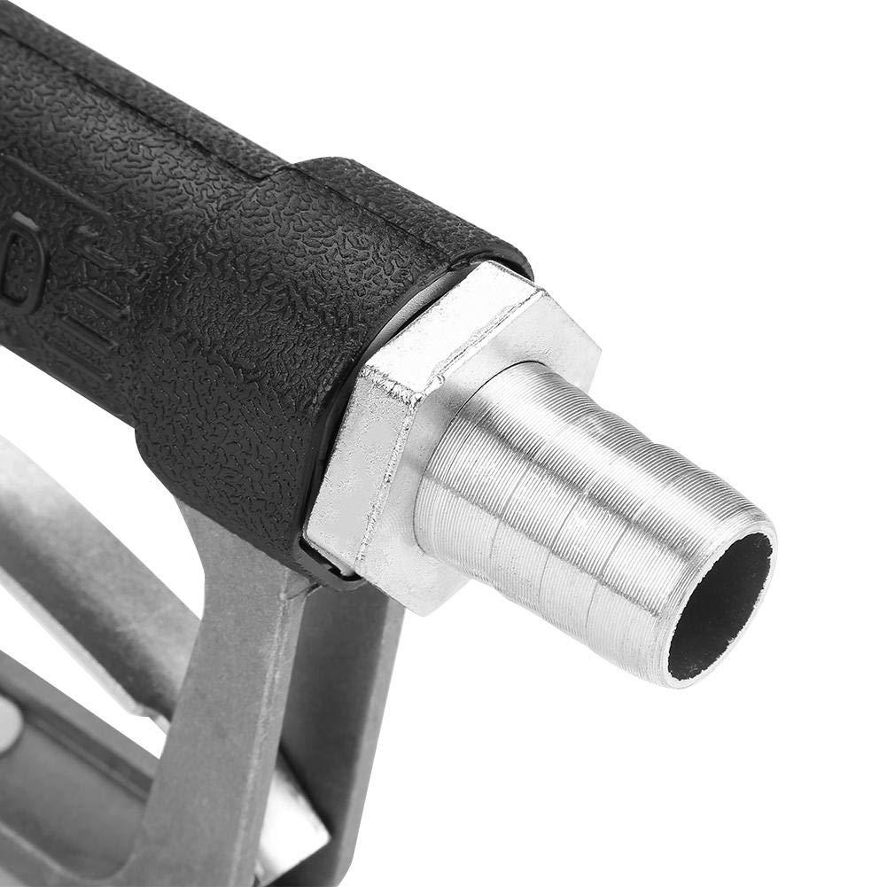 manuelle digitale /Öldiesel-Kerosin-Benzin-Pistole mit Durchflussmesser Kraftstoffz/ähler-D/üse