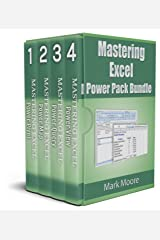 Mastering Excel: Power Pack Bundle Kindle Edition