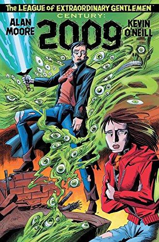 League Of Extraordinary Gentlemen Comic Book (The League of Extraordinary Gentlemen: Century 2009)