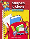 Shapes and Sizes, Grade K, Teacher Created Resources Staff, 0743933079
