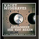 Apologize / See You Again (Acoustic) [Deluxe Single]