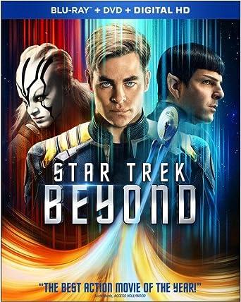 Amazon com: Star Trek Beyond (BD/DVD/Digital HD Combo) [Blu