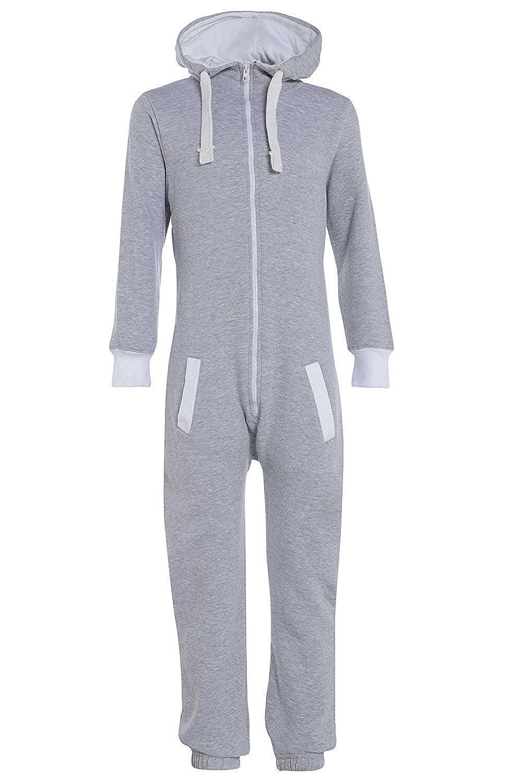 MyMixTrendz para Hombre Pijama de una Pieza