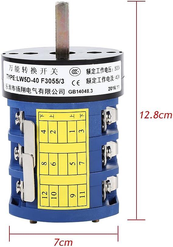 Keenso 220v 380v 40a Reifenmontiermaschine Maschine Vorwärts Rückwärts Schalter Turn Table Pedal Schalter Auto