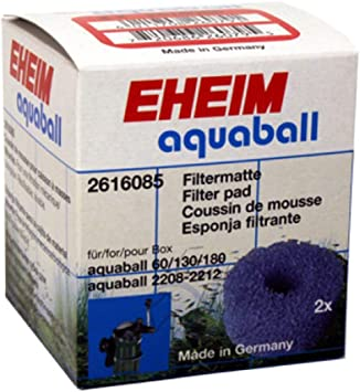 Eheim Aquaball 60-180 and 160-240 Cartridge 2-Piece