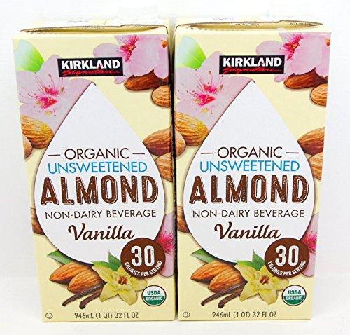kirkland organic milk - 2