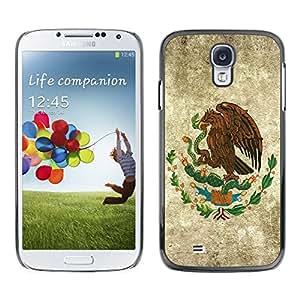 Caucho caso de Shell duro de la cubierta de accesorios de protección BY RAYDREAMMM - Samsung Galaxy S4 - EAGLE HAWK CREST