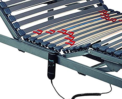 Tu Cama Selección Pack Somier Articulado Motor + Colchon Viscoelastico Grupo Pikolin (135 centímetros, 190 centímetros)
