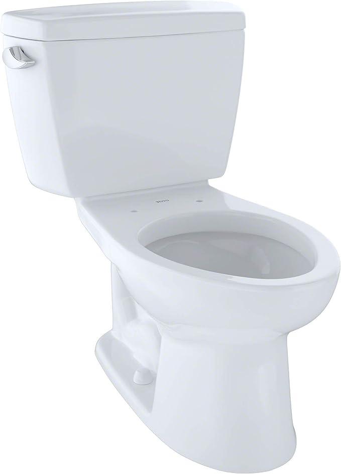 TOTO CST744SL#01 Drake ADA Toilet