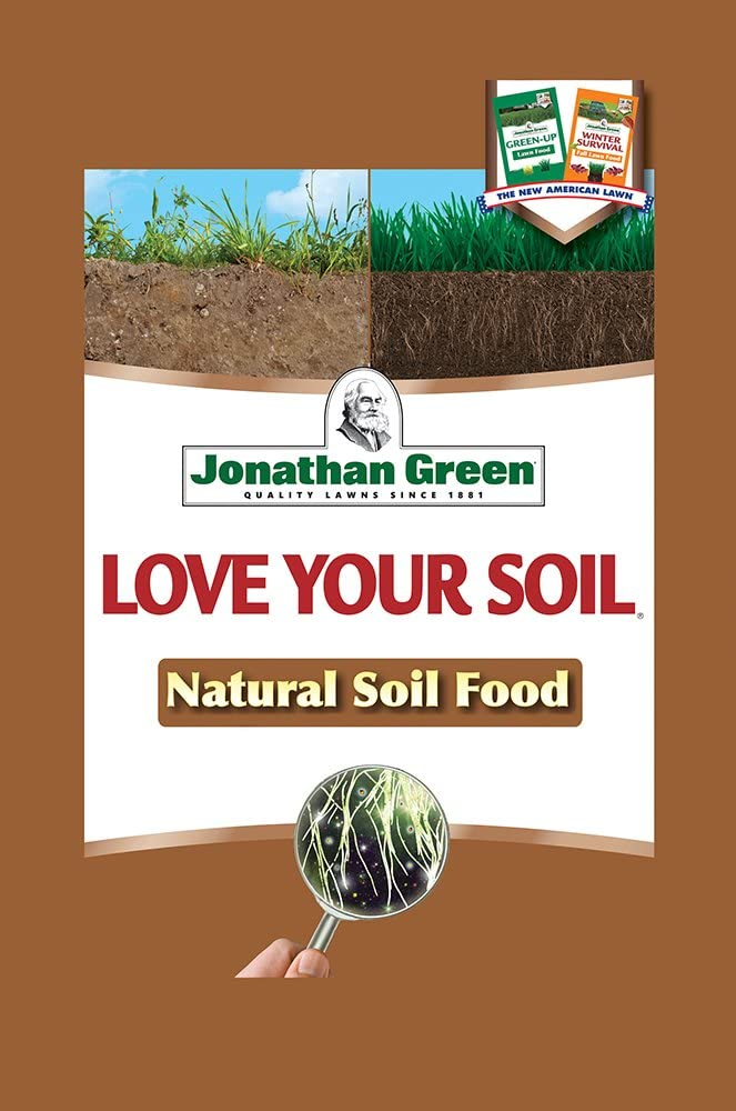 Jonathan Green & Sons, Coverage Love Your Lawn Soil