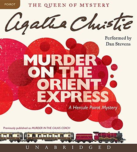 Murder on the Orient Express CD: A Hercule Poirot Mystery (Hercule Poirot Mysteries)