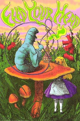 Alice Wonderland 24x36 Poster Print