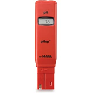 Hanna Instruments HI 98107 pHep pH Tester, with +/-0.1 Accuracy