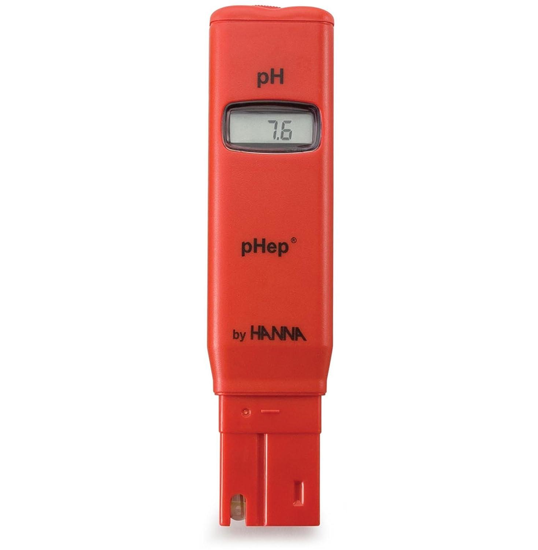 Hanna Instruments HI 98107 pHep pH Tester, with Plus /-0.1 Accuracy
