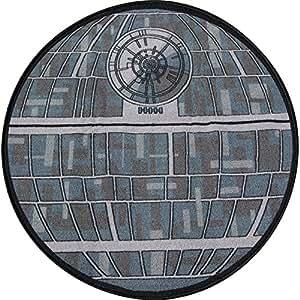 Star Wars Death Star Area Rug