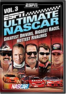 ESPN: Ultimate NASCAR, Vol. 3 - Greatest Drivers, Biggest Races, Hottest Rivalries