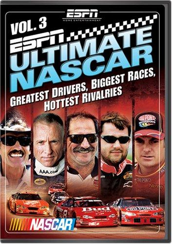 Nascar Video - ESPN: Ultimate NASCAR, Vol. 3 - Greatest Drivers, Biggest Races, Hottest Rivalries