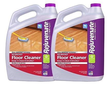 Amazon Rejuvenate No Bucket Needed Floor Cleaner Powerful Ph