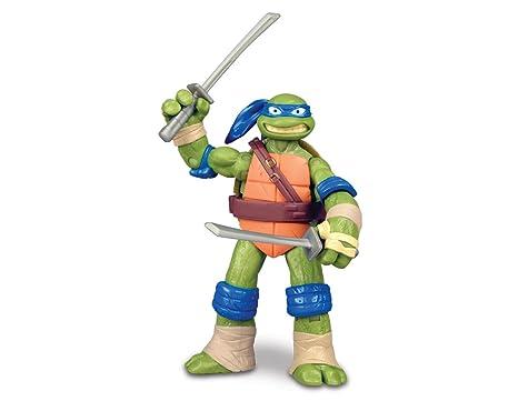 Figura Tortugas Ninja Leonardo Acción