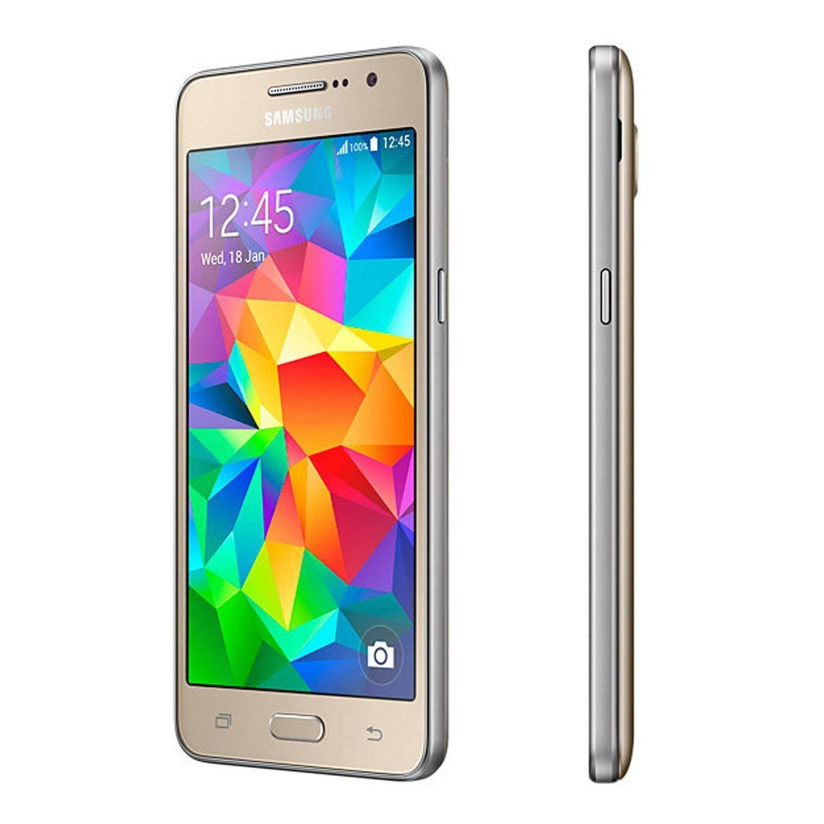 1a3d9db094f Amazon.com  Samsung Galaxy Grand Prime - Unlocked Phone - Gold  Cell Phones    Accessories